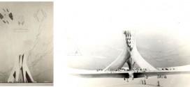 اشنای وعکس های دیده نشده از برج ازادی ایران