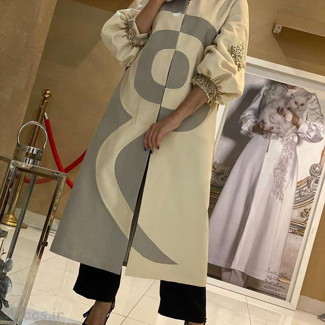 جدیدترین گالری مدل مانتو سوییت دولچه مجلسی و شیک
