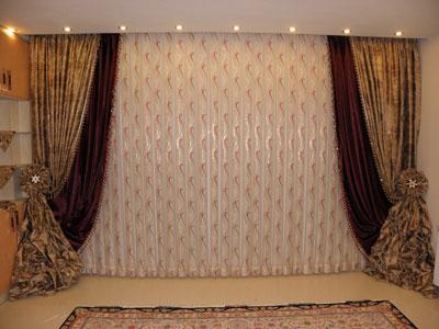 جدیدترین مدل پرده - اتاق خواب و پذیرایی