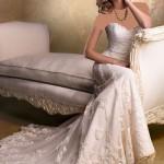مدل جدیدترین لباس عروس 2015