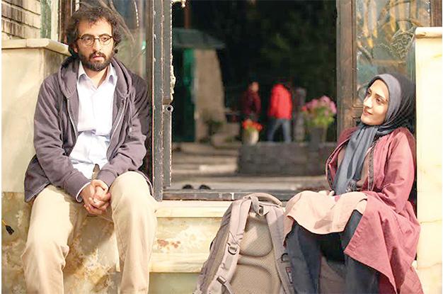 پخش فیلم تلوزیونی تنهایی لیلا از شبکه سه