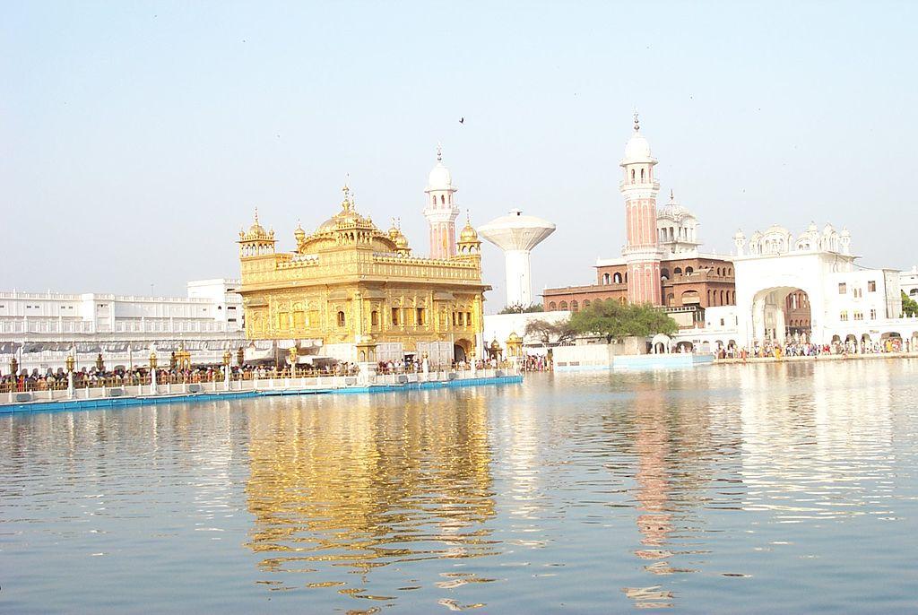 معبد طلایی
