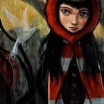 زیباترین نقاشی های فانتزی دخترونه