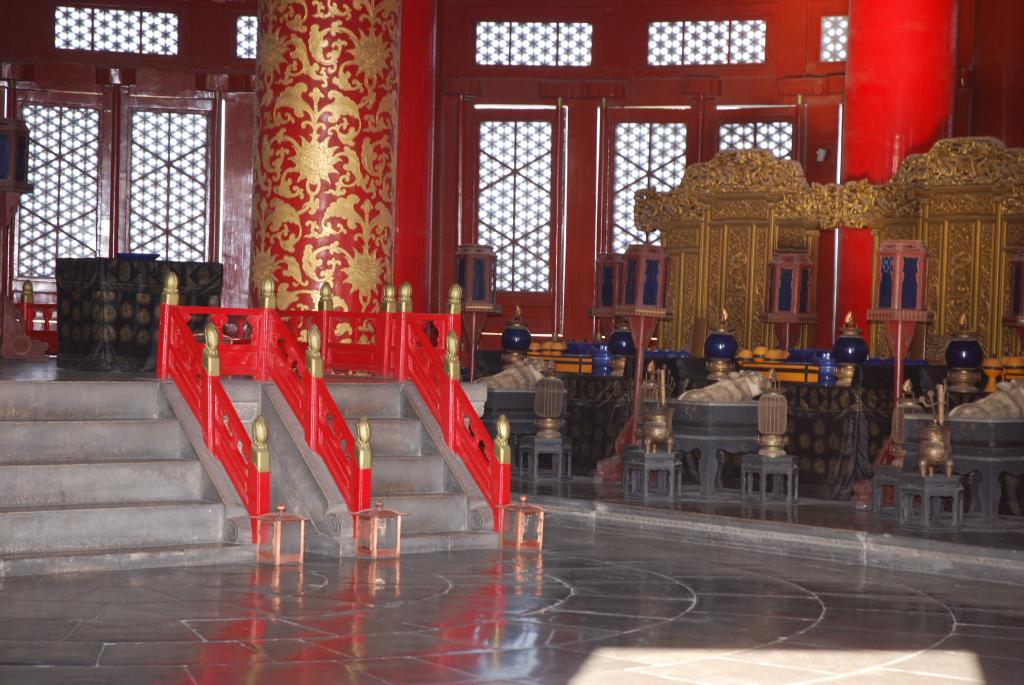 اشنای با معبد اسمان معبد اصلی  آئین تائو