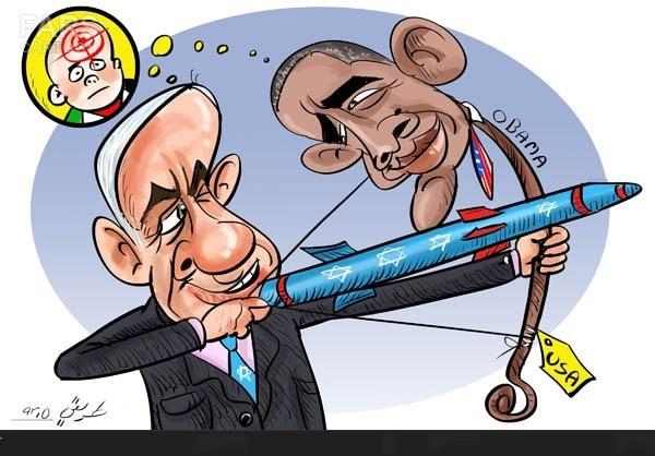 کاریکاتور روز قدس