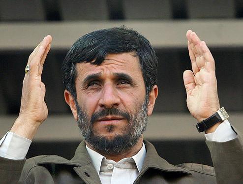 پیام احمدی نژاد