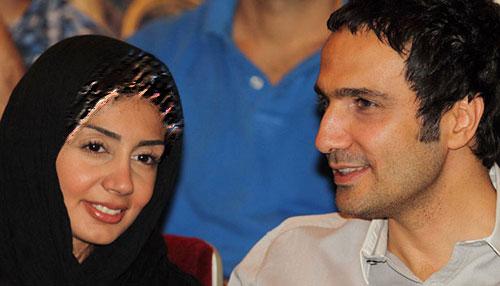 عکس بازیگران ایرانی به همراه همسرشان