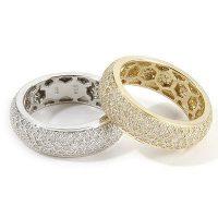 مجموعه ای از زیباترین مدل های حلقه ی ازدواج ۲۰۱۵