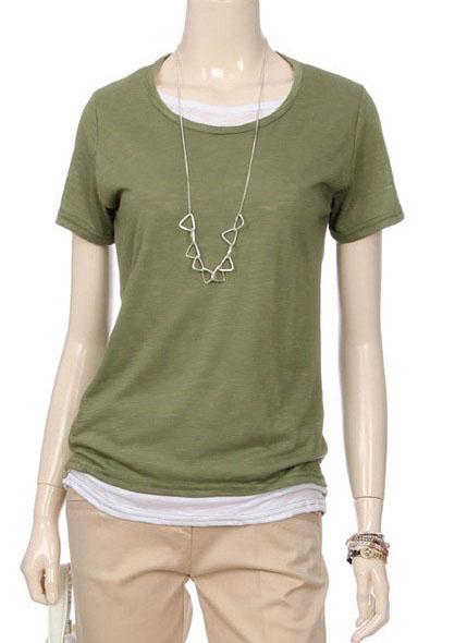 مدل بلوز و تی شرت های زنانه و دخترانه