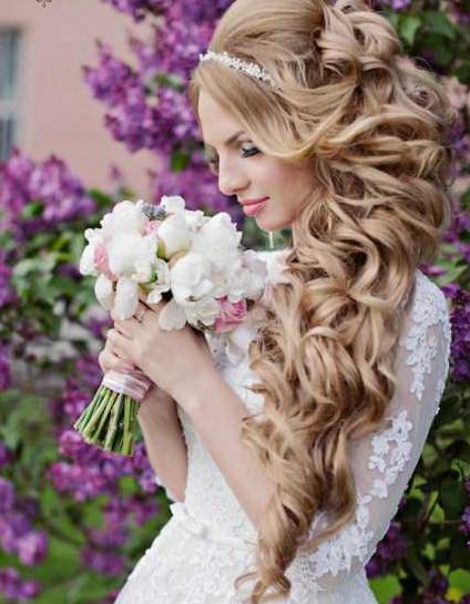 جدیدترین مدل مو و ارایش عروس 2016
