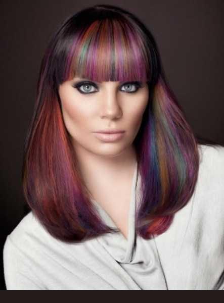 رنگ موی سال 2016