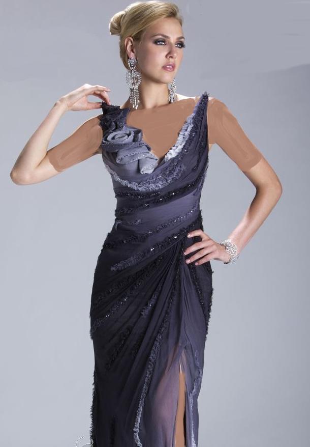 زیباترین مدل لباس مجلسی بلند 2016