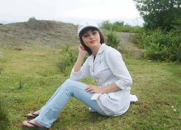 ساناز صالحی زیباترین دختر مانکن ایرانی