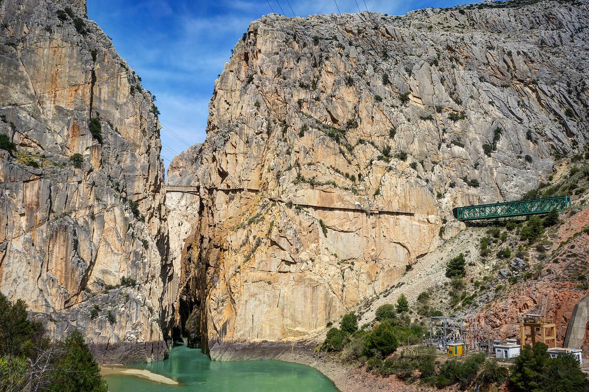 ال کامینیتو دل ری جاذبه توریستی اسپانیا