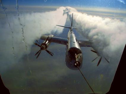 توپولف 95 (Tu-95)