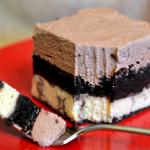 دسر ایتالیایی کیک ویکتوریا (لاو کیک)