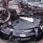 عکس از تصادفات لامبورگینی
