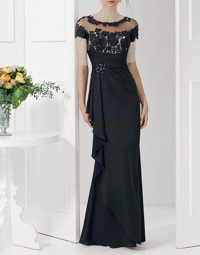c53e222222949 زیباترین مدل لباس مجلسی بلند 2018 - مجله اینترنتی آراس