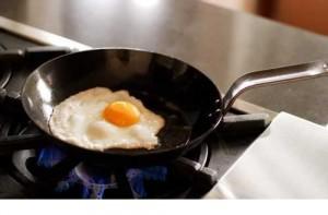 روش صحیح مصرف تخم مرغ