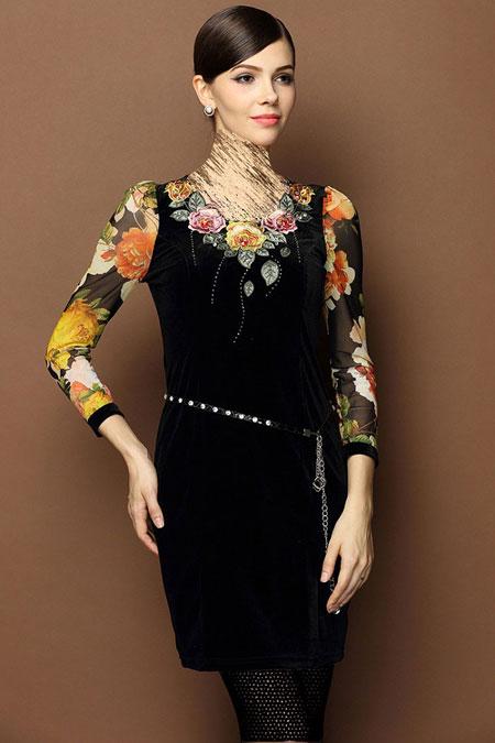 زیباترین مدل لباس مجلسی کوتاه 2016 از برند های خارجی