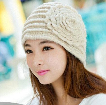 شیک ترین مدل شال و کلاه بافت 2016 دخترانه