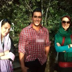 عکس های جدیداز بازیگران سریال کیمیا در پشت صحنه