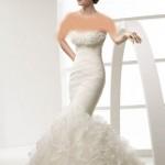 لباس عروس 2016 از مدل های کره ای