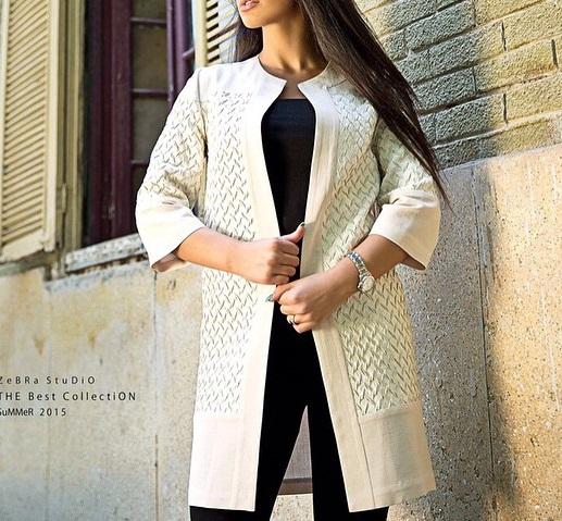مدل مانتو 2016 زنانه و دخترانه ایرانی