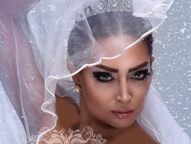 گالری عکس مدل ارایش عروس 2016 / مدل مو شینیون 2016
