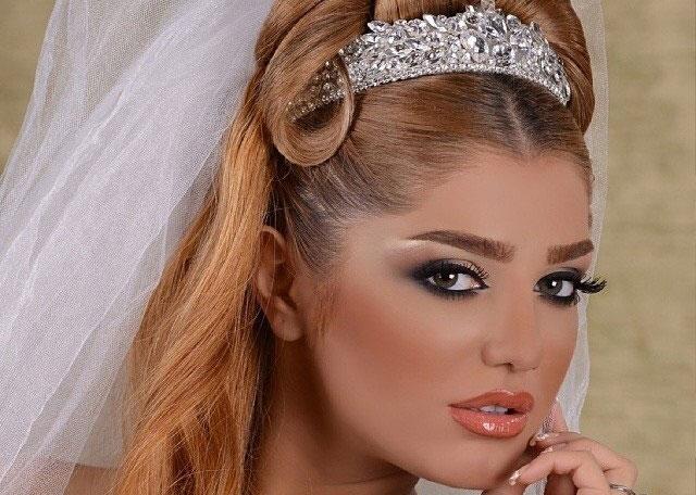 مجموعه مدل ارایش عروس 2016 از میکاپ های اروپایی