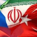ایران ترکیه روسیه