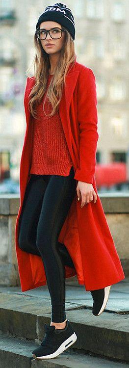 شیک ترین مدل های ست لباس زمستانه 2016 زنانه