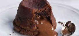 طرز تهیه ی فوندانت شکلات داغ
