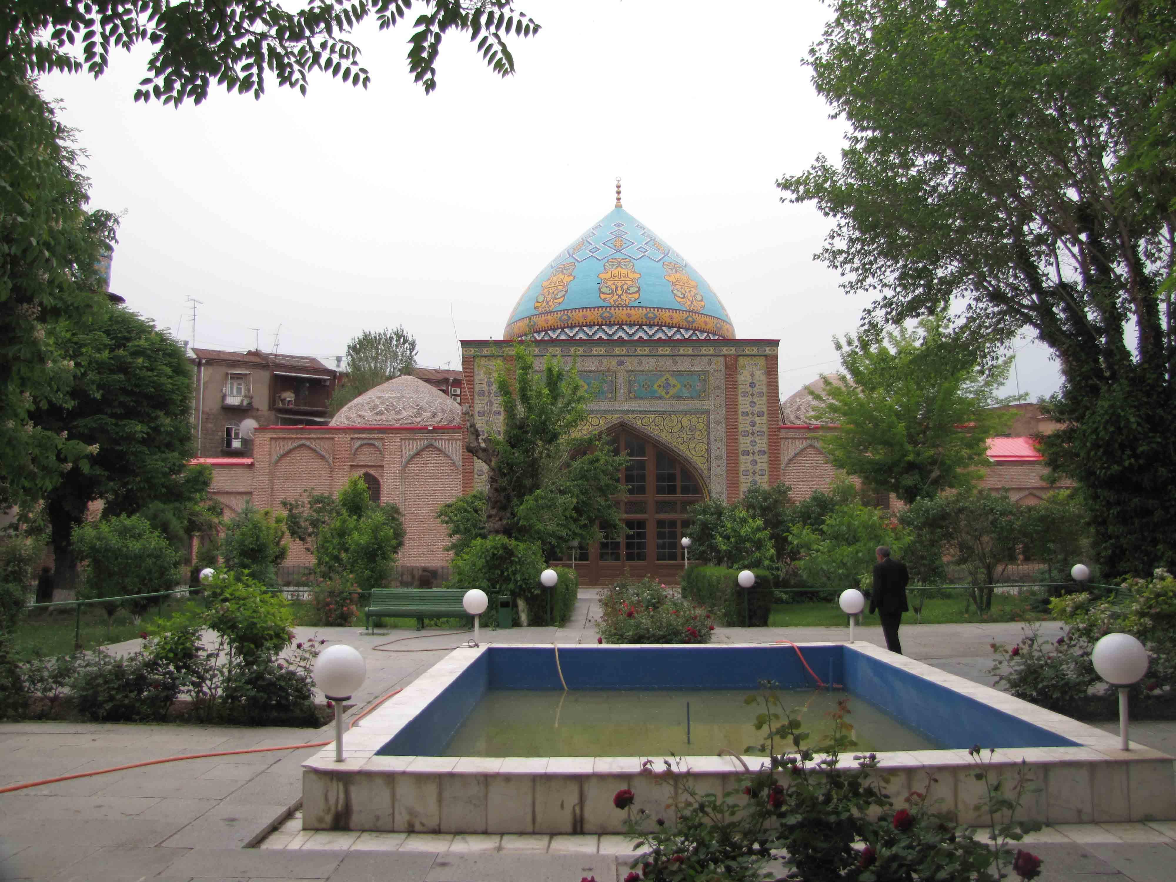 مسجد فیروزه ایمسجد فیروزه ای