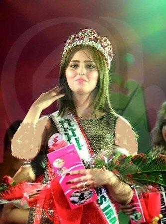 ملکه ی زیبای عراق