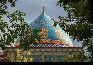 مسجد فیروزه ای