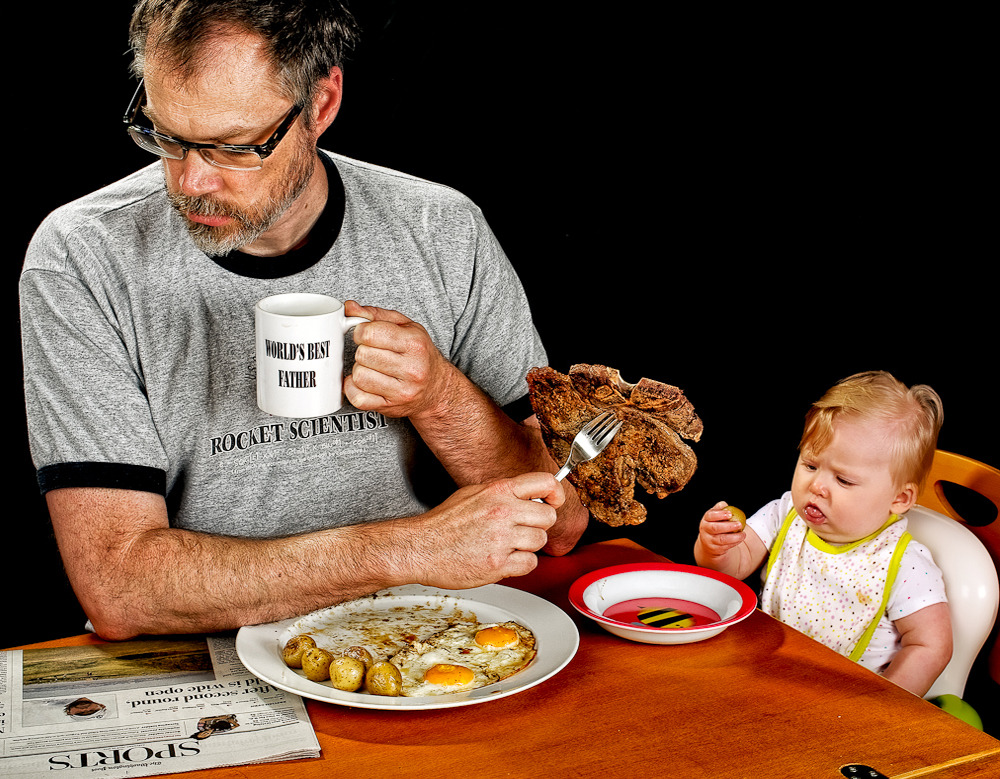 بهترین پدر دختر دنیا