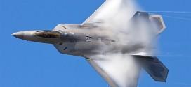 عکس ومعرفی جنگنده اف-۲۲ رپتور  لاکهید مارتین