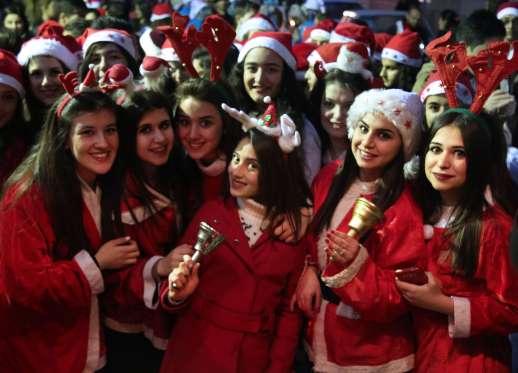 کریسمس در دنیا