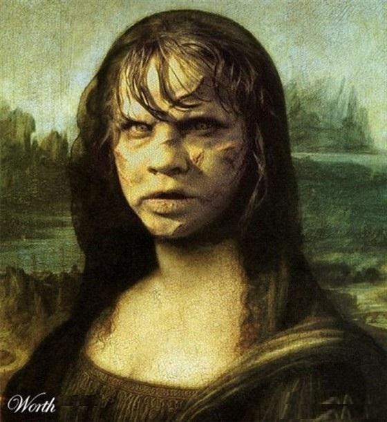 مونالیزا