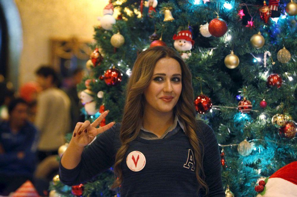 ملکه زیبای عراق