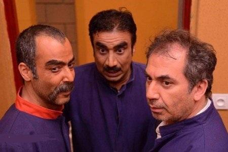 تصاویر دیدنی از بازیگران سریال در حاشیه 2