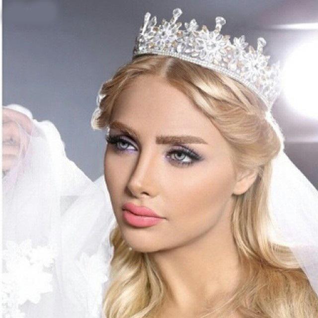 زیباترین مدل گریم عروس 2016-95
