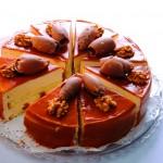 طرز تهیه ی خوشمزه ترین کیک کاراملی