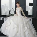 مجموعه ای از جدیدترین لباس عروس بهار 95/New collection