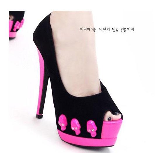 مجموعه ای از مدل های کفش مجلسی بهار 95