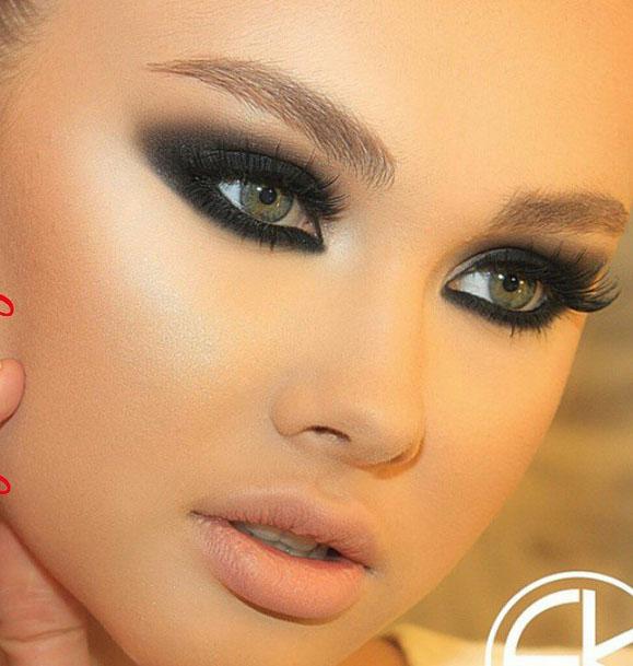 نتیجه تصویری برای آرایشگری و زیبایی