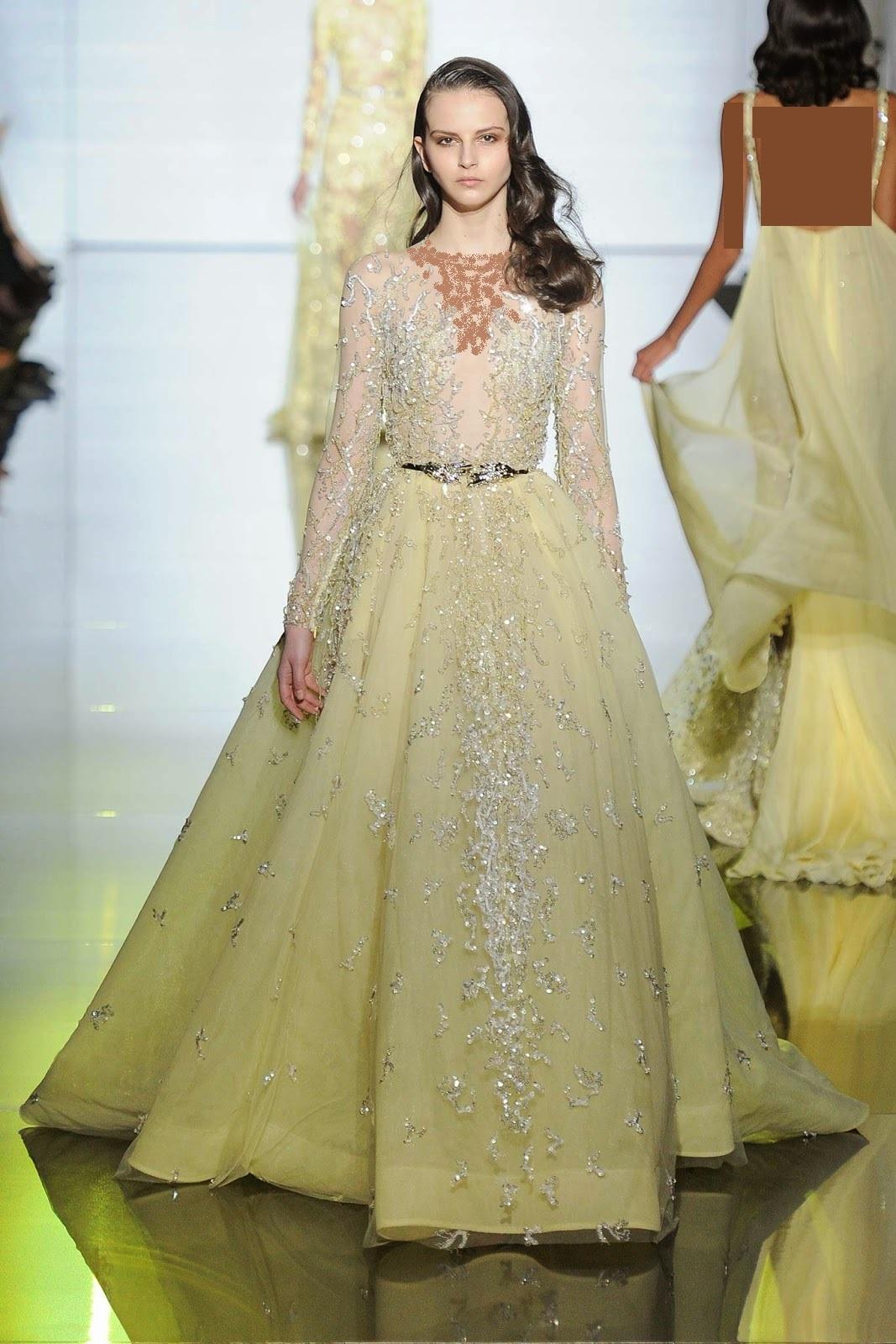مجموعه ای از مدل های  لباس مجلسی 2016-95/لباس مجلسی بلند زنانه