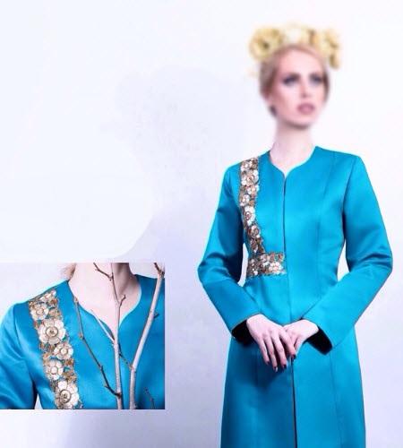 جدیدترین گالری مدل مانتو | مدل مانتو ۲۰۱۶ -۹۵