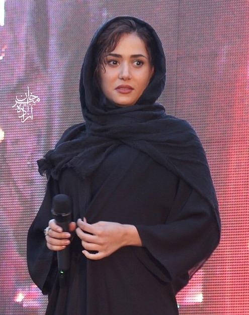 جذاب ترین عکس های پریناز ایزدیان / بازیگر نقش شیرین در سریال شهرزاد